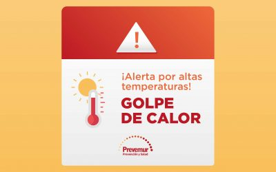 Prevención del GOLPE de CALOR